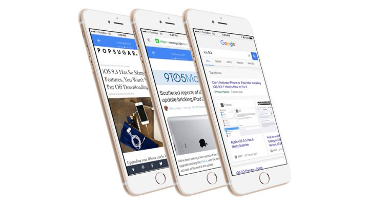 Accelerated Mobile Pages, AMP