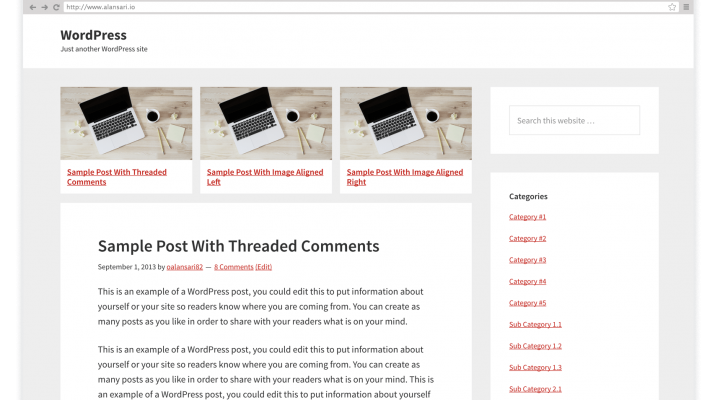 Create a Posts Grid in Genesis using Flexbox
